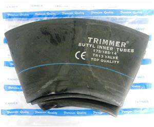 CAMERA AUTO BUTYL 175/185X14 TRIMMER