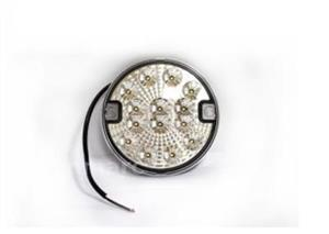 Lampa Ceata Led Rotunda Alba Bk69021 E-Mark 12-24V